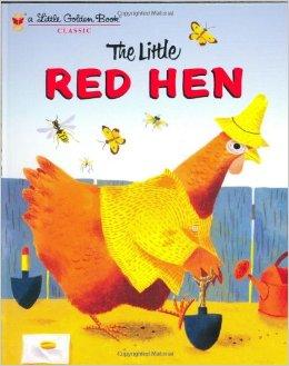 little red hen core curriculum