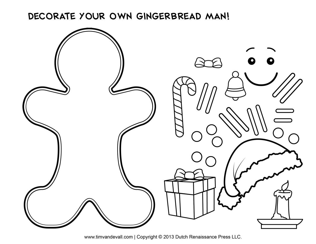 December 8-19, 2014 Peek at Speech: The Gingerbread Man - Ms ...